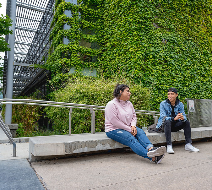 Students by Library