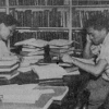1951 Studying for Finals