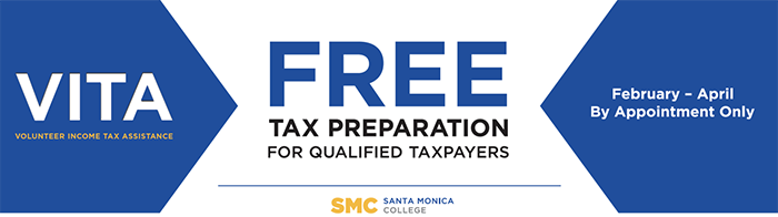 VITA Free Tax Preparations for Qualified Taxpayers