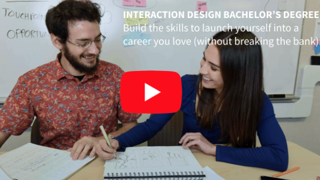 Interaction Design Bachelor's Degree
