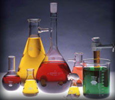 Chemistry instruments used in the Chemistry Lab