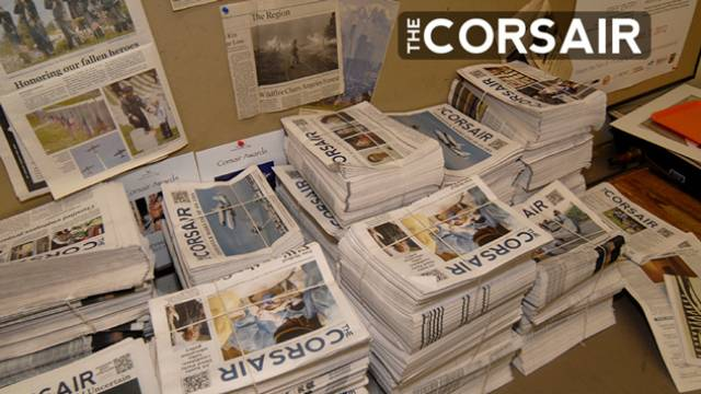 The Corsair Newspaper