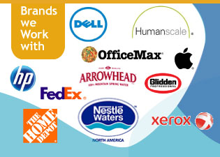 Logos of Contract Suppliers