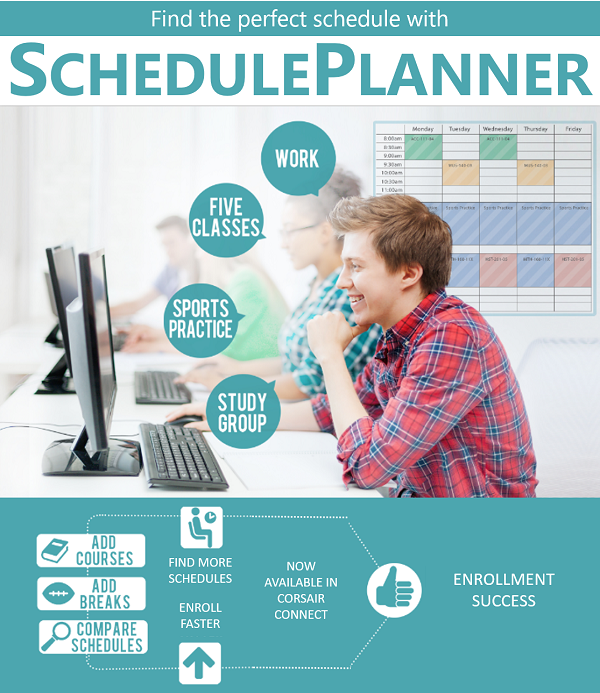 Find the perfect schedule with Schedule Planner