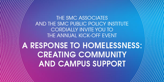 A Response to Homelessness: Creating Community and Campus Support