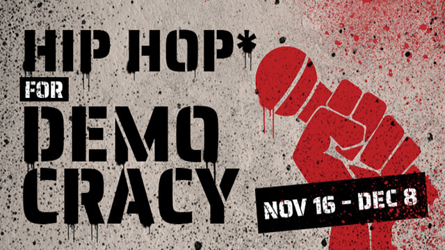 Hip-Hop for Democracy