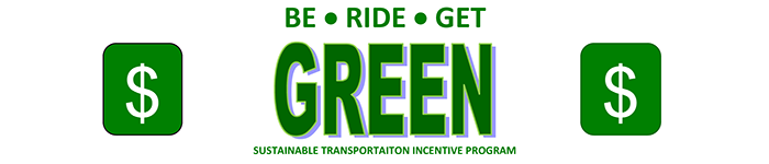 Be, Ride, Get, Green