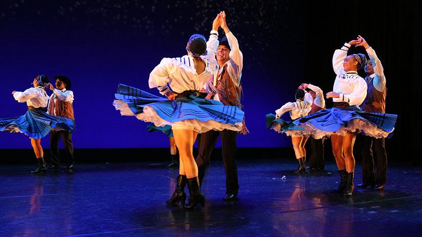 Dance Department Fall Open House