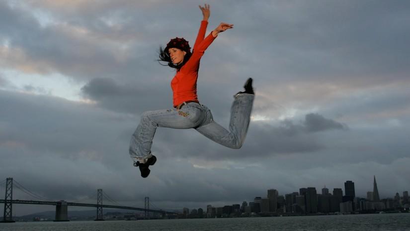 Master Class: Amy Seiwert, Contemporary Ballet