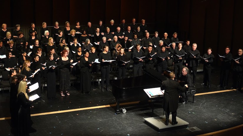 SMC Choirs: 'Righting Our Wrongs'