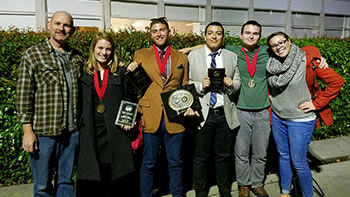 SMC Debate Team Wins Awards at Two Regional Tournaments
