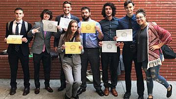 SMC Debate Team Brings Home Top PSCFA Awards