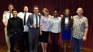 SMC Debate Team Wins Top Awards at Intercollegiate Tournament