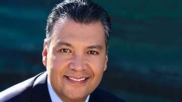 CA Secy. of State 2019 Commencement Speaker