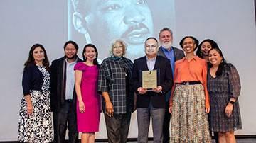 DREAM Program Receives Award from MLK Coalition