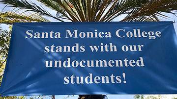Solidarity with & Advocacy for Undocumented Students