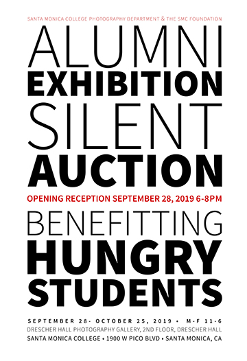 Alumni Exhibition Silent Auction Benefitting Hungry Students