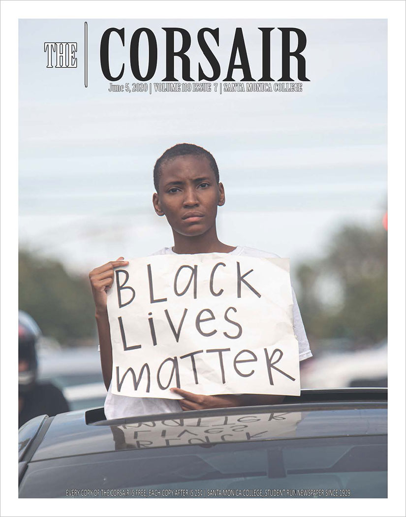 BLM Front Page