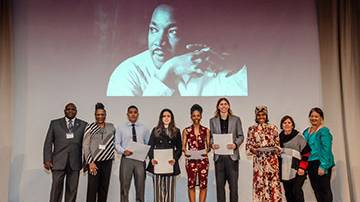 Students Receive MLK Education Awards