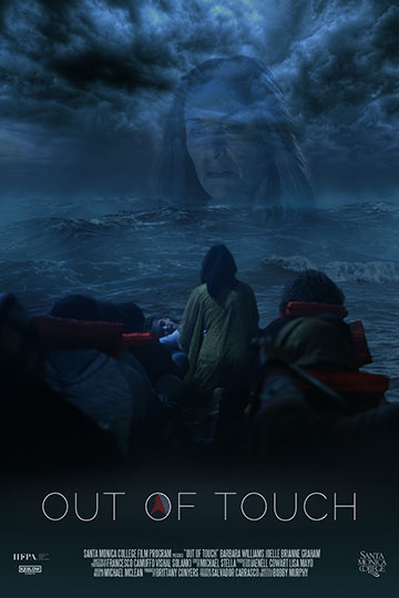 """Out of Touch"" movie poster"