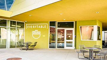 First Everytable Lounge at CMD