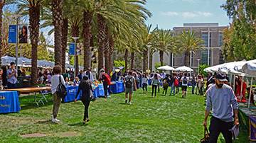 Santa Monica College's College Fair