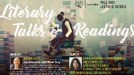 Fall 2021 Literary Talks at SMC