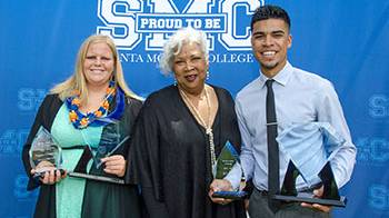 JJ Castillo and Virginia Gustafson Named 2015-16 SMC Student Athletes of the Year
