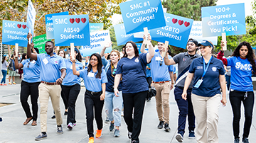 SMC Stands with California Community Colleges Chancellor's Office in Support of Dreamers