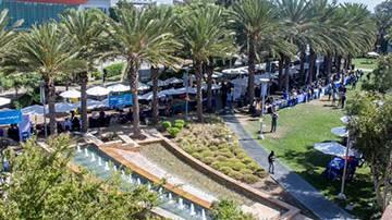 Santa Monica College Holds Largest College Fair in California