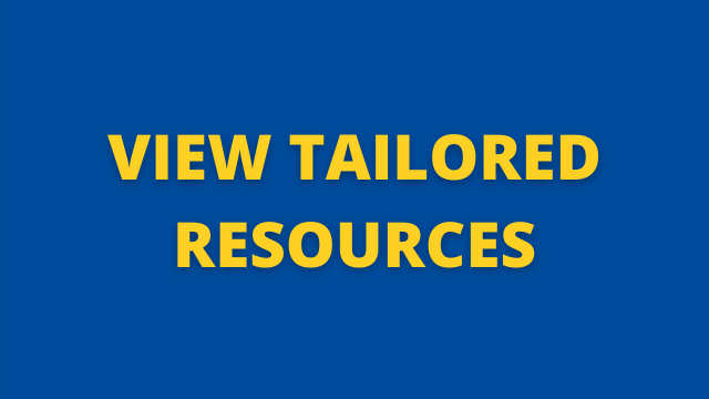 View Tailored Resources